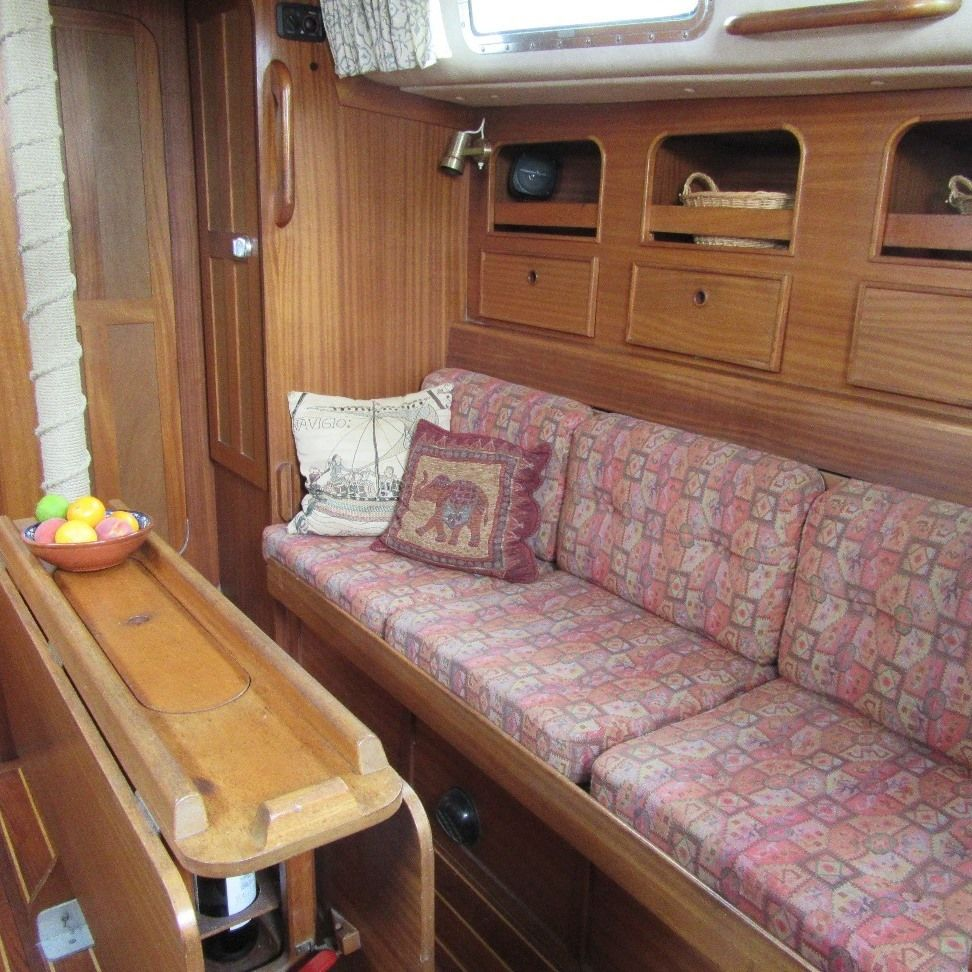 MORA OF HAMBLE - Westerly Conway 36