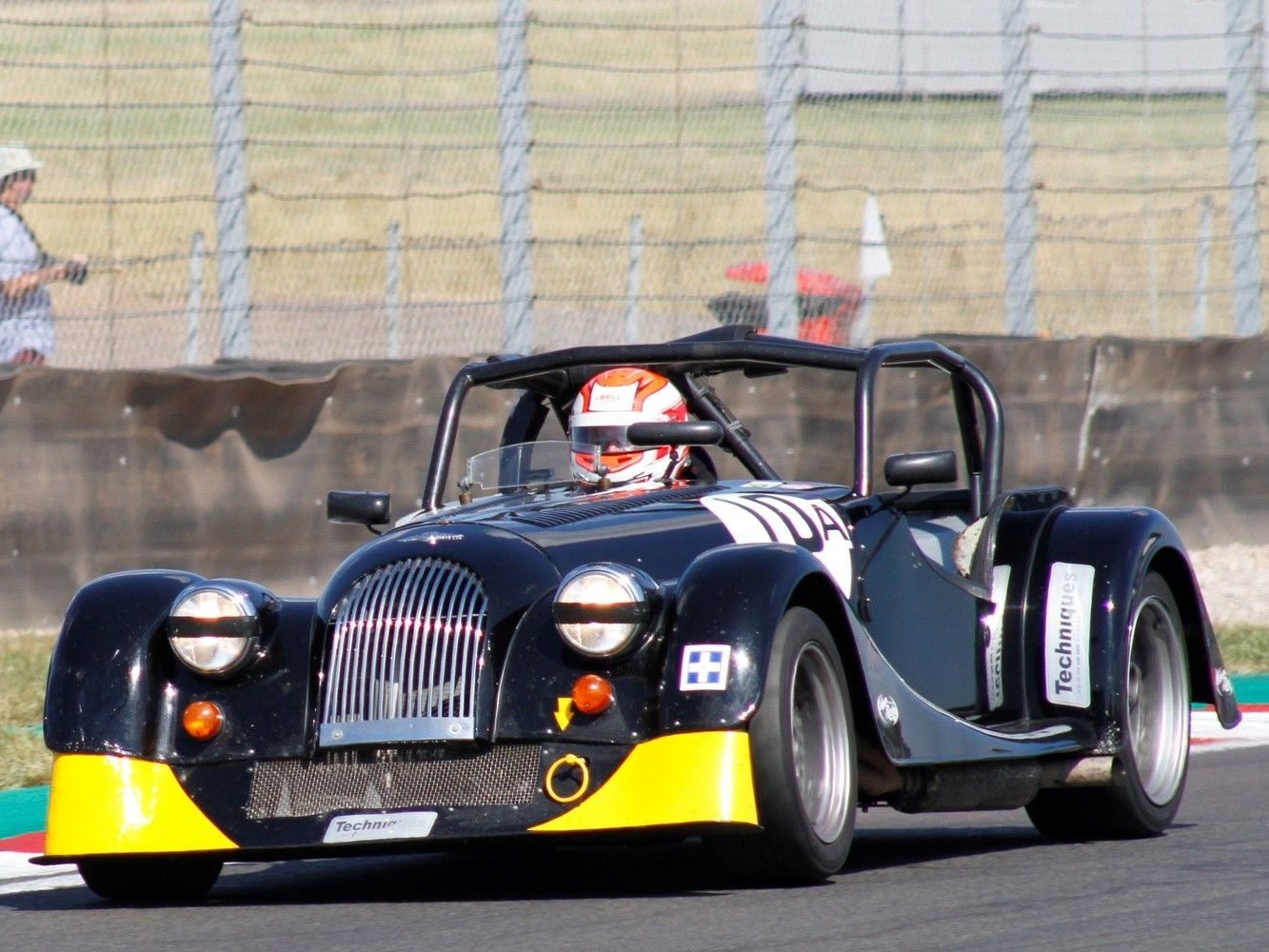 SOLD - Class A Competition Morgan +8