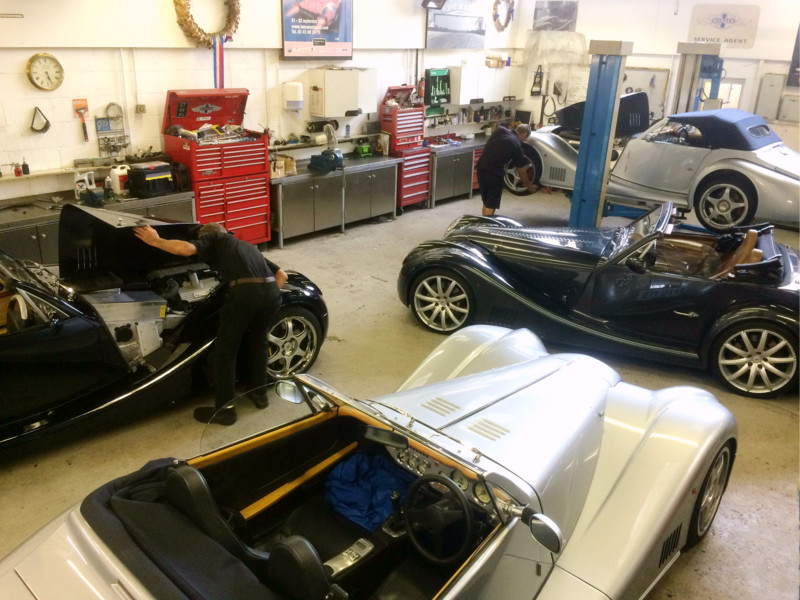 Morgan Servicing & MOT