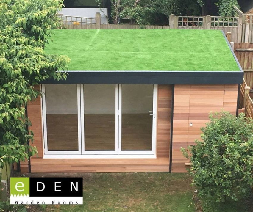 Fast Uptake of Artificial Grass for Green Roofing