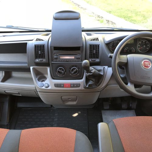 2011 (61)reg Fiat Ducato 100 SWB M-JET 2 Berth Camper Van - Stunning!