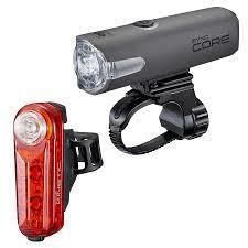 Cateye core kinetic bike light