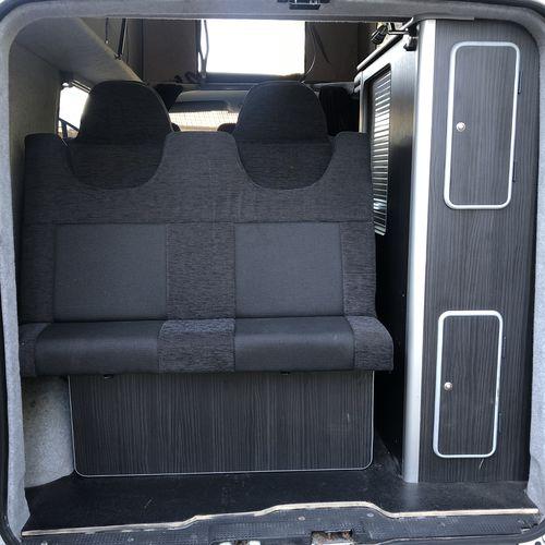 2010 Vauxhall Vivaro SWB 2.0 CDTi Camper Van 4 Berth - Elevating Roof - Stunning