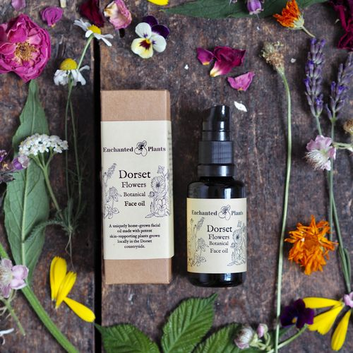 Dorset Flowers Botanical Face oil
