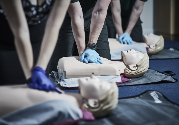 First Aid Training in East Anglia