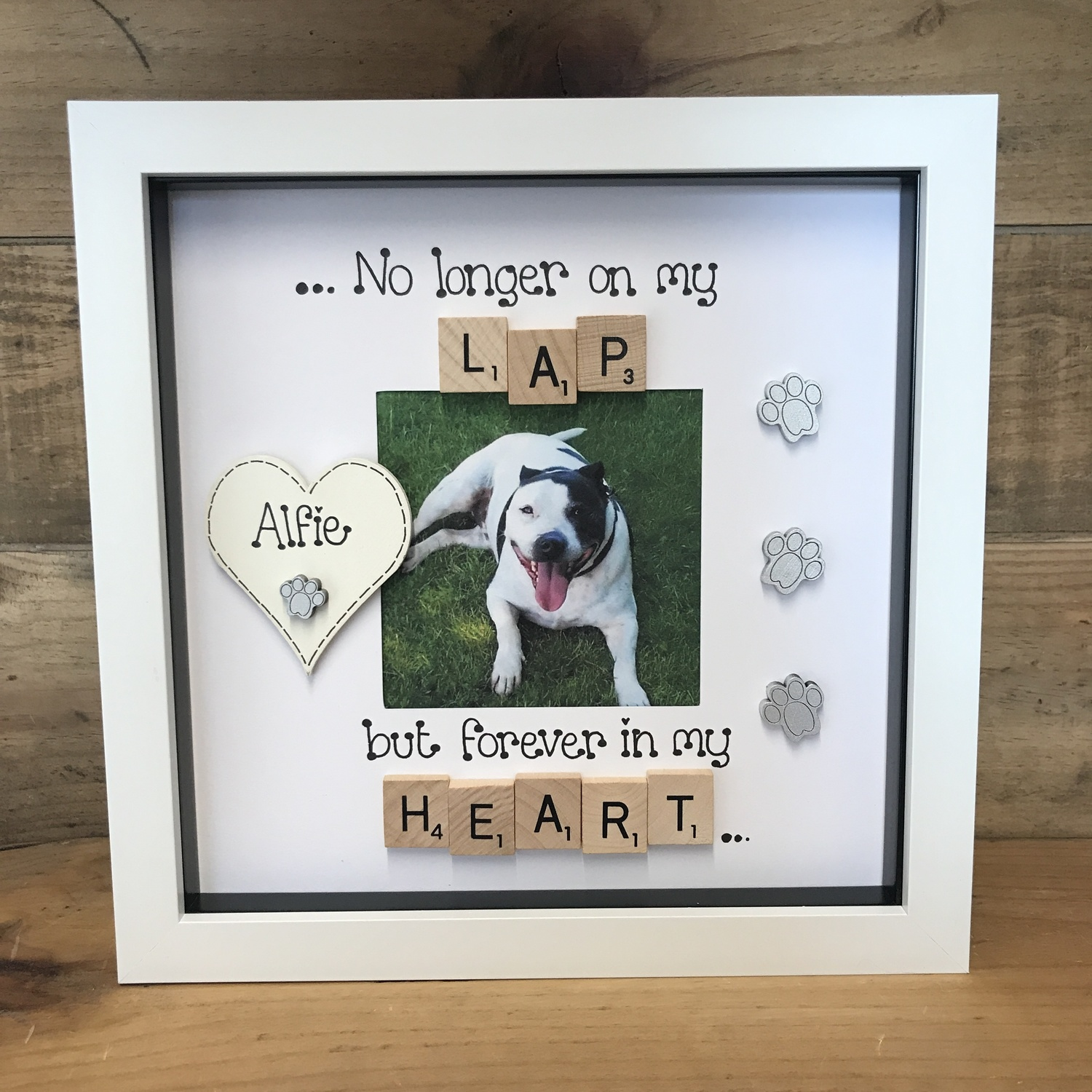 In Memory of our pets | Crafty Monkey | Personalised Golden Wedding ...