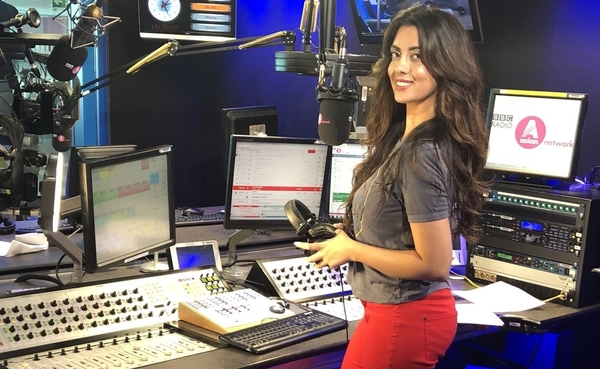 BBC Radio Presenter Noreen Khan To Do A Cameo In A Punjabi Movie