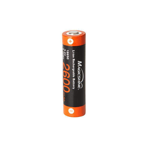 Magicshine Customized 18650 lithium ion Rechargeable Battery For Monteer 1400