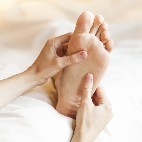 Therapeutic Reflexology