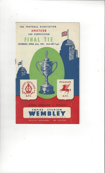 More Football Programmes listed