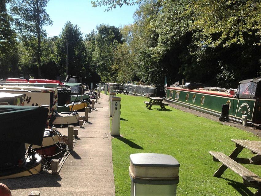 Narrowboat Mooring in Newbury, Moorings in Newbury, Boat Mooring in Newbury