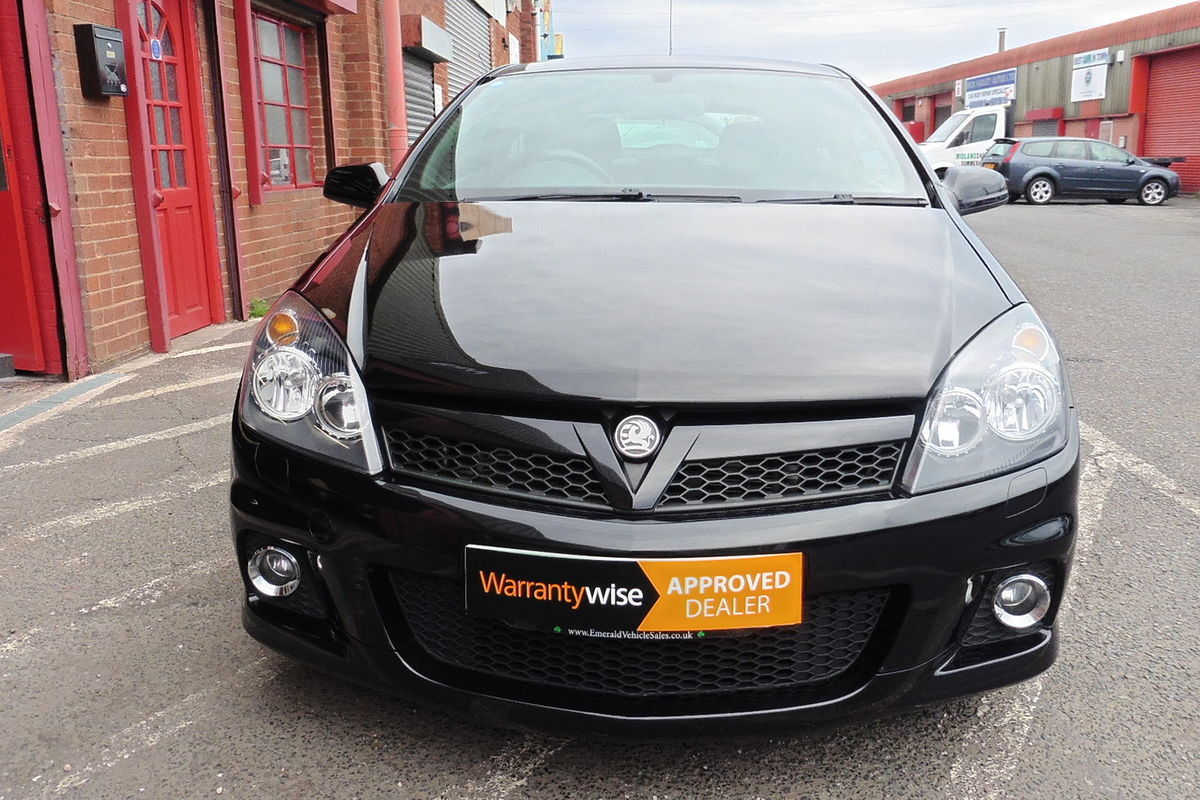 Vauxhall Astra VXR 2.0i 16v Turbo Sport Hatch 3dr - Half Leather Interior!