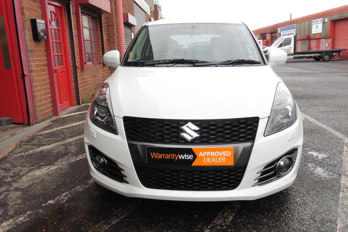 Suzuki Swift 1.6 Sport 3dr - ONE OWNER FROM NEW! FULL SERVICE HISTORY!