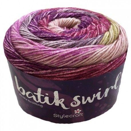 Stylecraft Batik Swirl DK