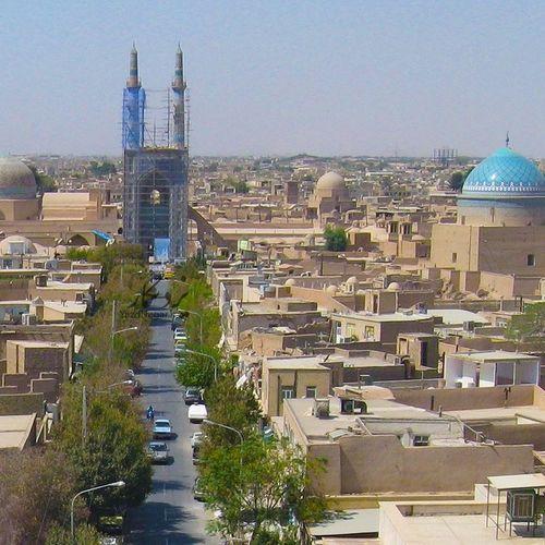 Yazd city