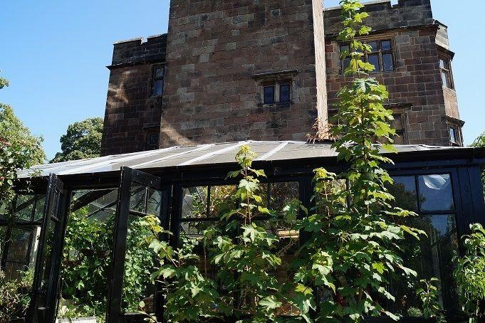 Caverswall Castle, Caverswall, Staffordshire