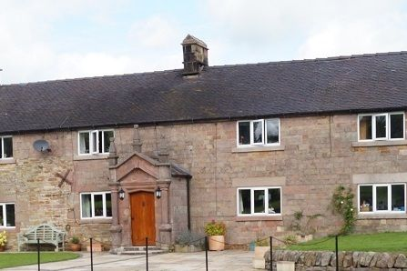 Grade II Listed Farmhouse, Heaton.