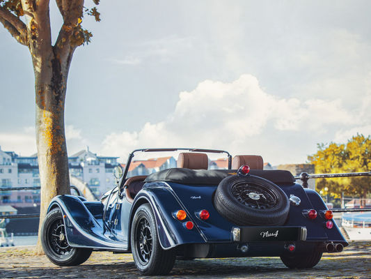 Morgan Car Sales