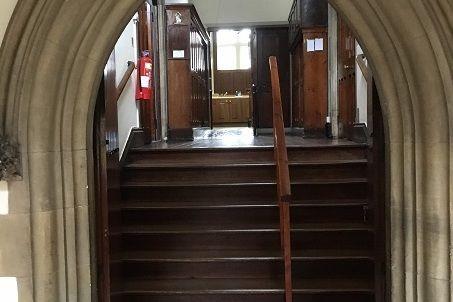 St Dominic's Convent, Stone, Staffordshire