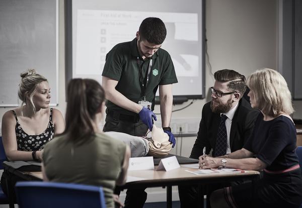 Emergency First Aid Training in Norwich