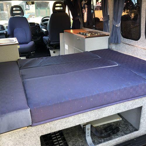 2005 Danbury Space Cruiser Camper Van 2 Berth - Fiat Ducato 2.0 JTD - 52746 Miles