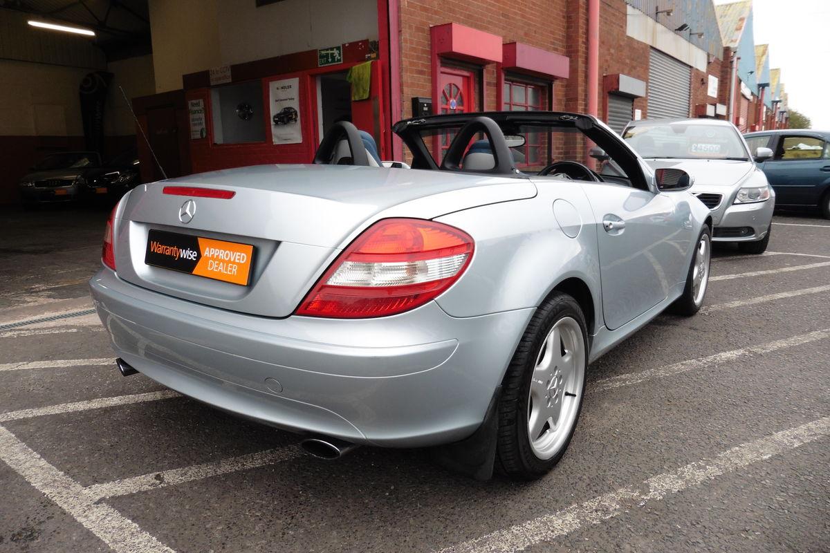 Mercedes-Benz SLK200 Kompressor - Full Leather Interior - Full Service History!