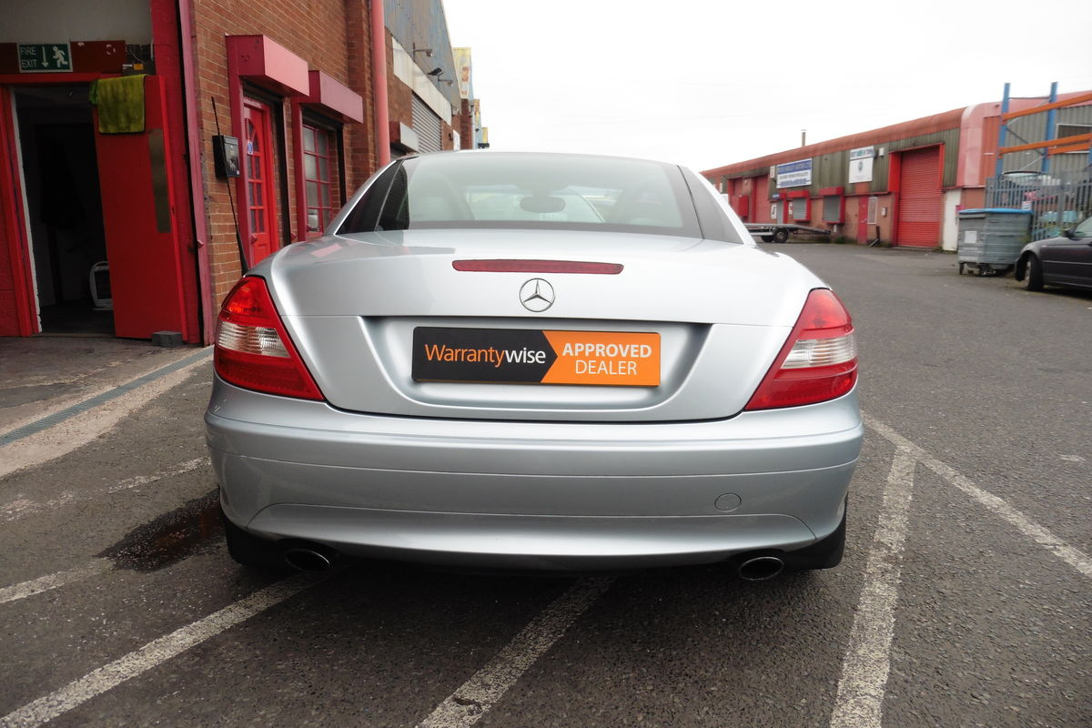 Mercedes-Benz SLK200 Kompressor - Full Leather Interior - Full Service History!