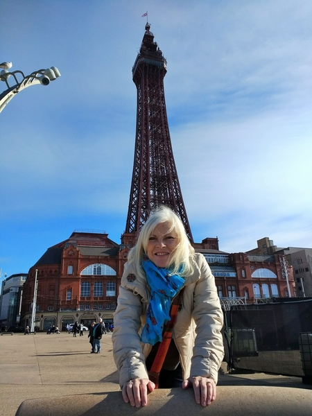 A Day Out in Blackpool