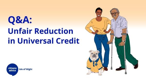 Q & A - Universal Credit Reductions