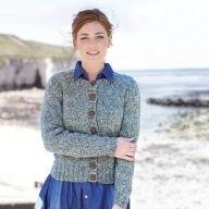 The Croft Shetland Tweed Pattern Book