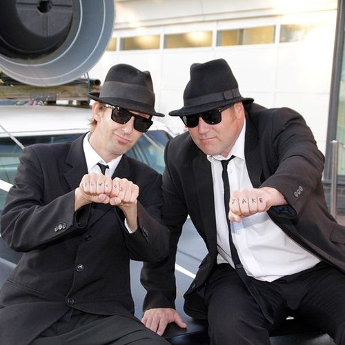 BLUEPRINT BLUES BROTHERS TRIBUTE