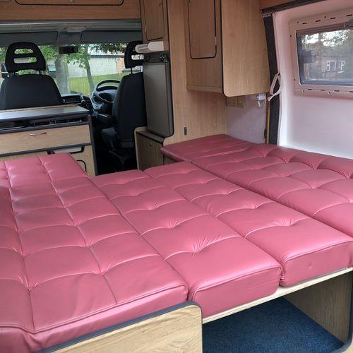 2003 (53)reg EAST NEUK Fifer Camper Van 2 Berth 2.0 HDi SWB 66979 Miles