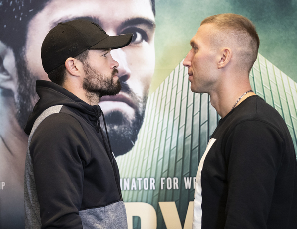 RYDER VS. SIROTKIN FINAL PRESS CONFERENCE QUOTES