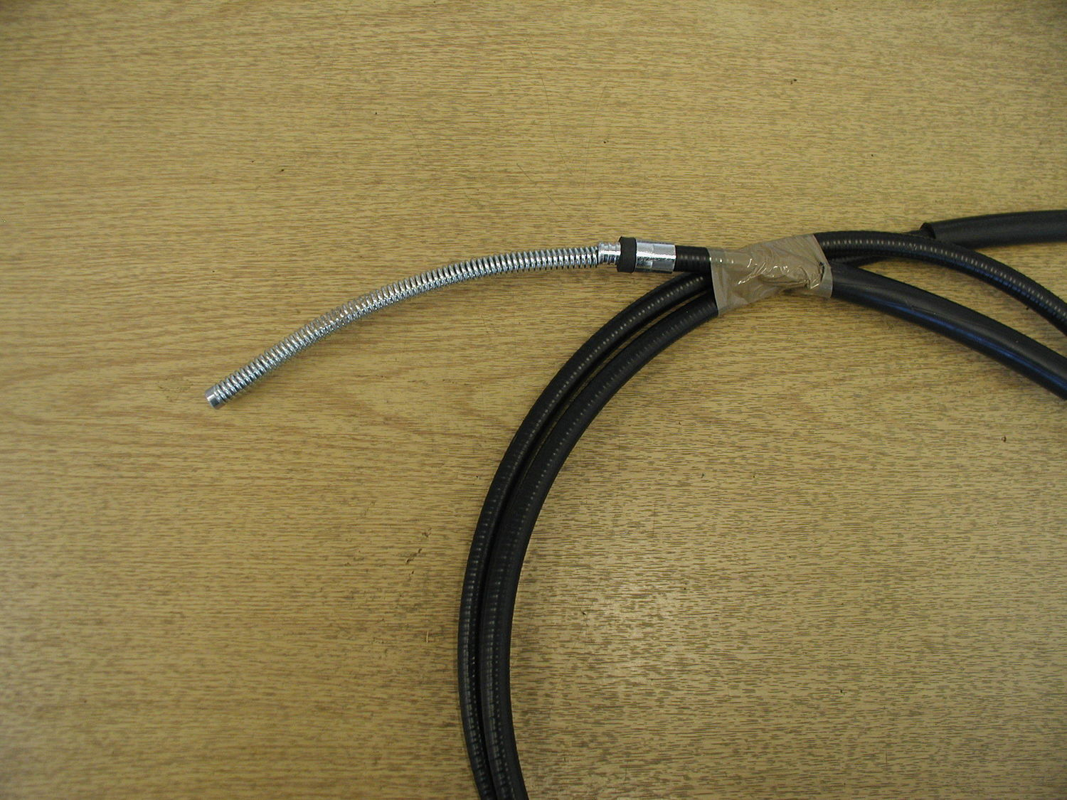 Handbrake cable (Traditional Models from 1993)