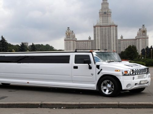 Hummer H2 Stretch Limousine