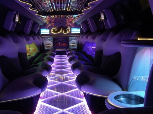Hummer H2 Super Stretch Limousine