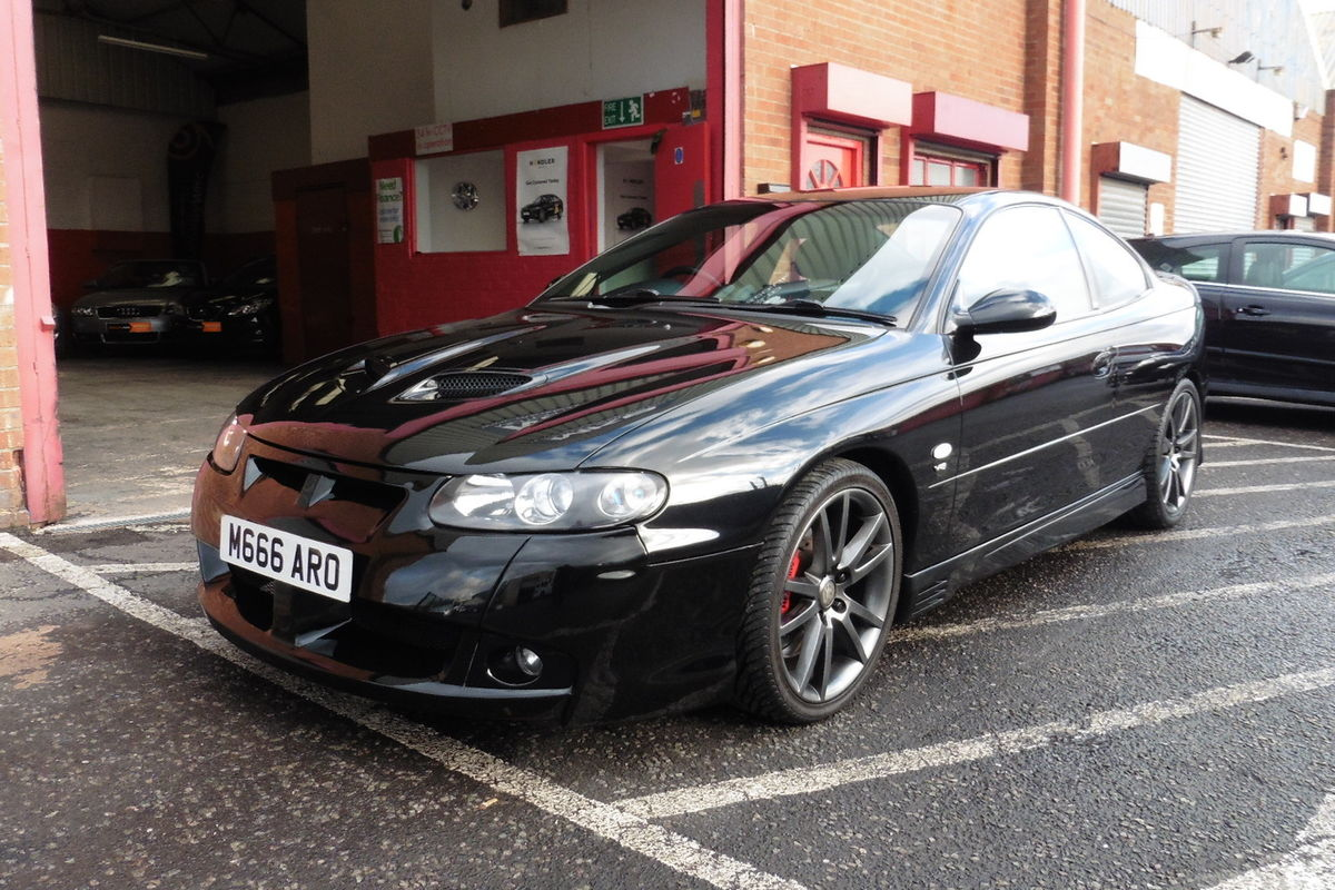Vauxhall Monaro 6.0i V8 VXR 2dr - Full Leather Interior - Full Service History!