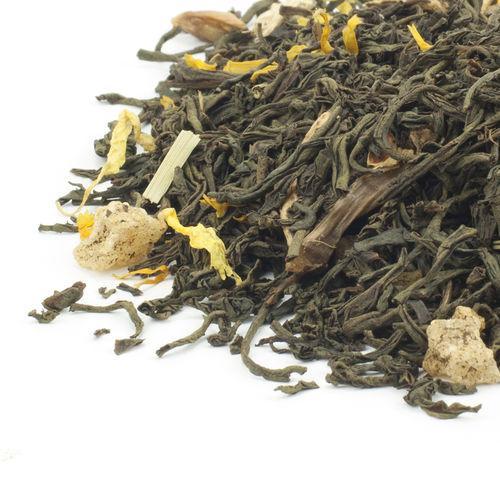 Lemon and Ginger Black Tea