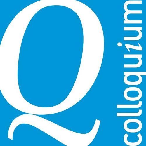 Qi Colloquium, 16th May, 2019, Windsor, UK
