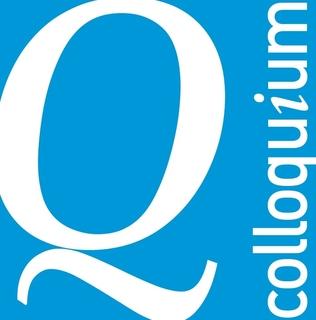 Booking has now opened Colloquium 2019