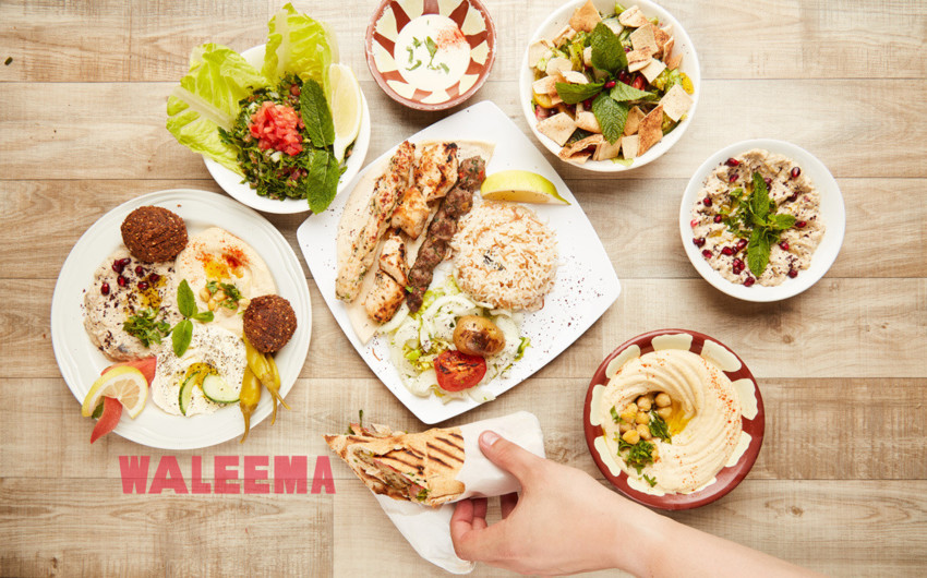 Lebanese Food / Restaurants, Waleema London, Waleema Lebanese Food