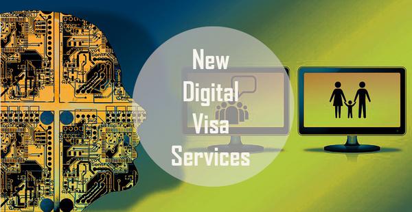 New Digital Visa Services