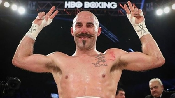 Spike's Surge for Middleweight Glory: O'Sullivan added to Sheffield bill
