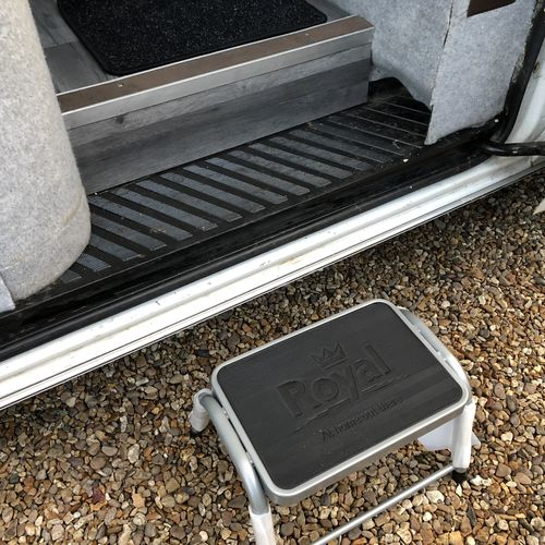 2008 Mercedes Sprinter 311 CDi LWB 6 Speed - Camper Van 3 Berth - Large Garage