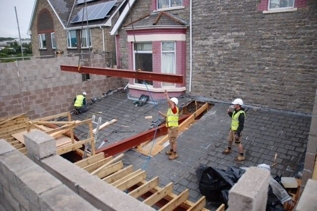 Cardiff Local Builder, Cardiff House Extensions, Cardiff Building Refurbishments