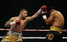 Smith looks at swift return to boxing while staying in touch outside of the ring.