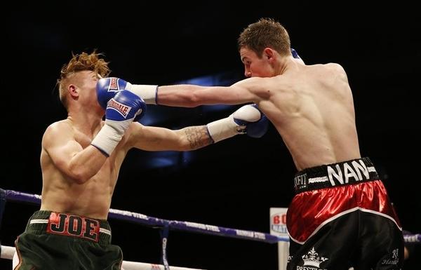 Boy Jones bags himself European title shot at the Hilton