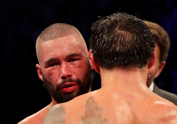 Bellew bows out after brutal KO defeat to undisputed Usyk