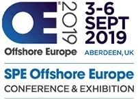 Offshore Europe 3-6th Sept 2019 Vist us on Stand 1Q71
