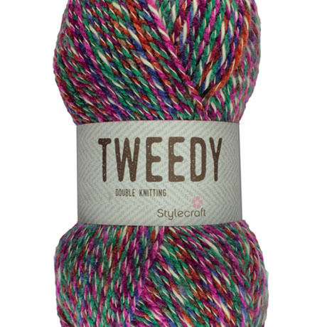 Stylecraft Tweedy DK